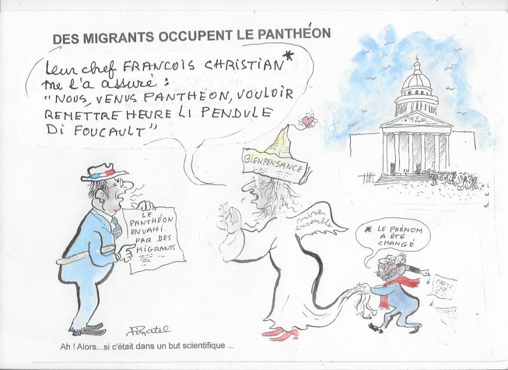 pantheon migrants